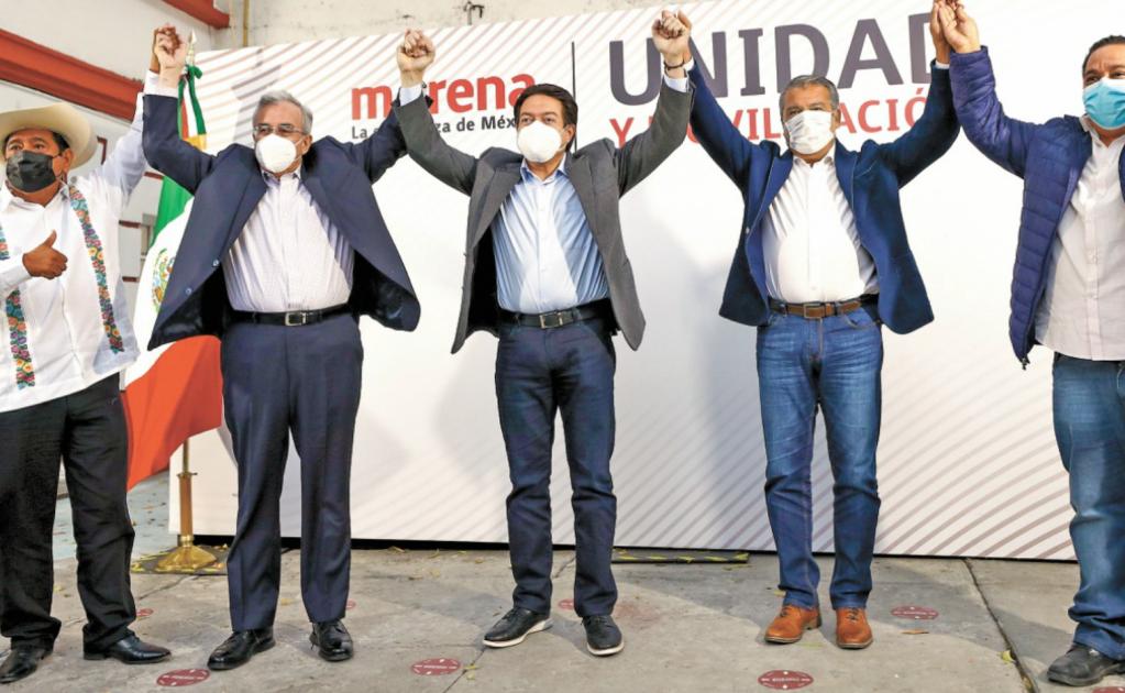 Morena: las cicatrices que dejó la elección de sus candidatosa gubernaturas para 2021