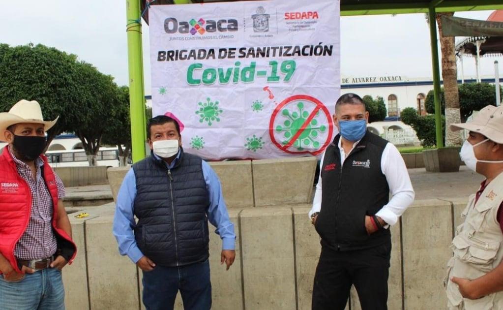 Anuncia Zimatlán multas de 200 pesos por no usar cubrebocas ante aumento de casos de Covid-19