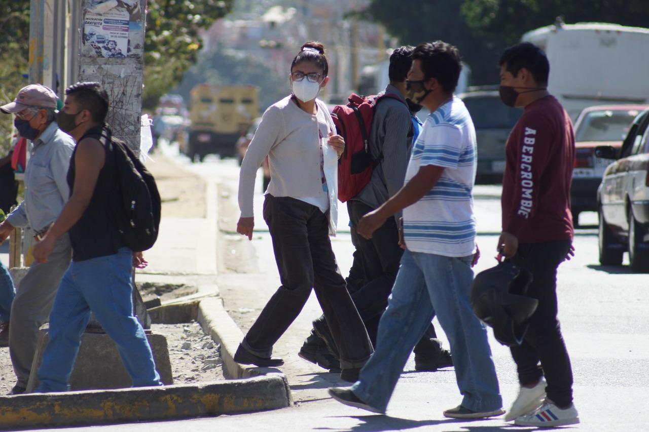 Suma Oaxaca 28 mil 577 contagios por Covid-19; hay 416 casos activos