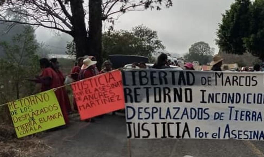 Ante violencia en Tierra Blanca, militantes y familias triquis defenderán su patrimonio: MULT