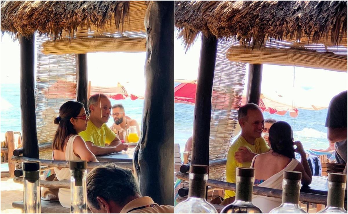 Agencia turística promociona viajes a playas de Oaxaca con foto de Gatell en Zipolite