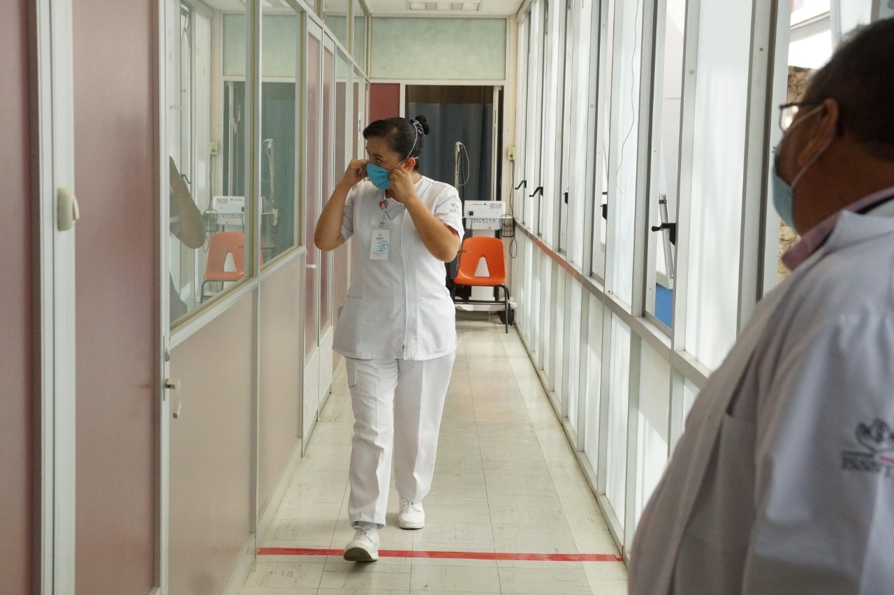 Personal médico de Oaxaca no cuenta con herramientas necesarias contra Covid-19, afirman legisladores