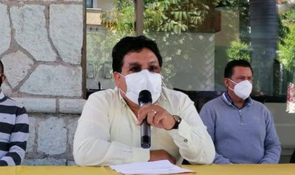 Rechaza PRD coalición electoral con el PRI en Oaxaca; va por cargos populares aliado del PAN