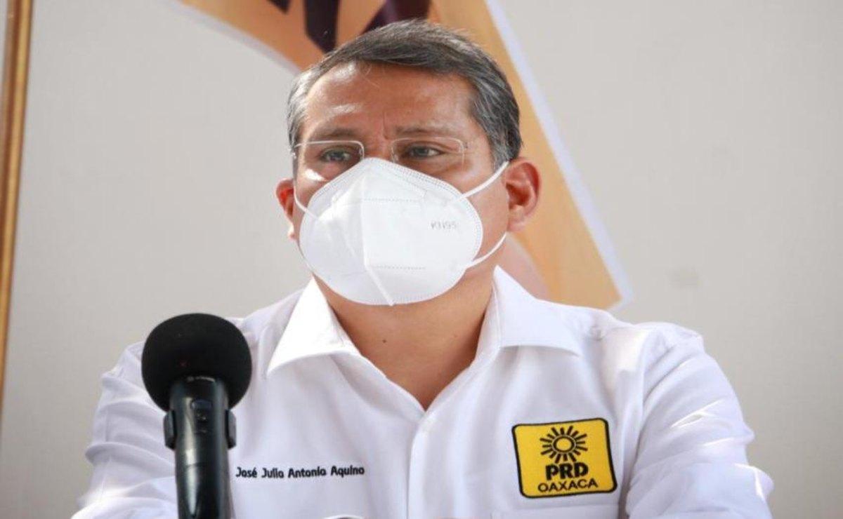Destituyen al presidente del PRD en Oaxaca por aceptar alianza con el PRI, pese a negativa del consejo estatal