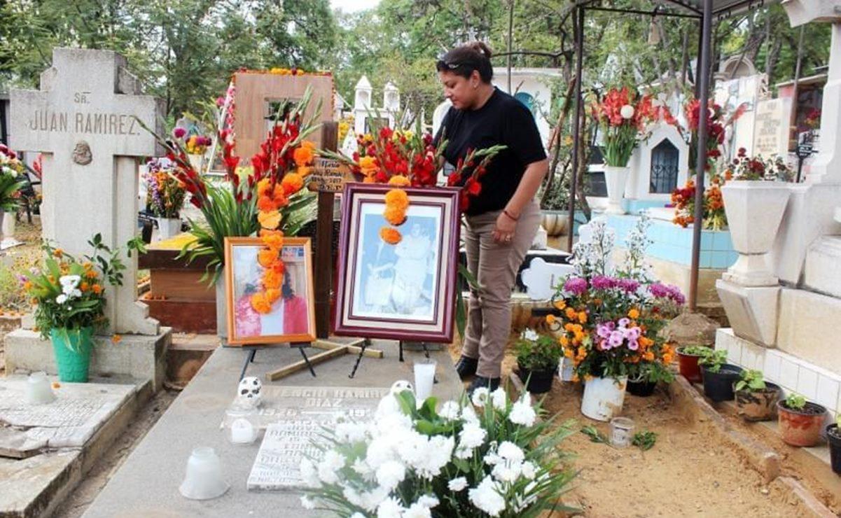 Ante aumento de muertes por Covid-19, la ciudad de Oaxaca ampliará espacios en panteones