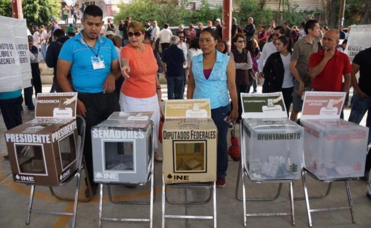 Sólo 3.3% de capitalinos votaría por un candidato independiente para edil de Oaxaca de Júarez