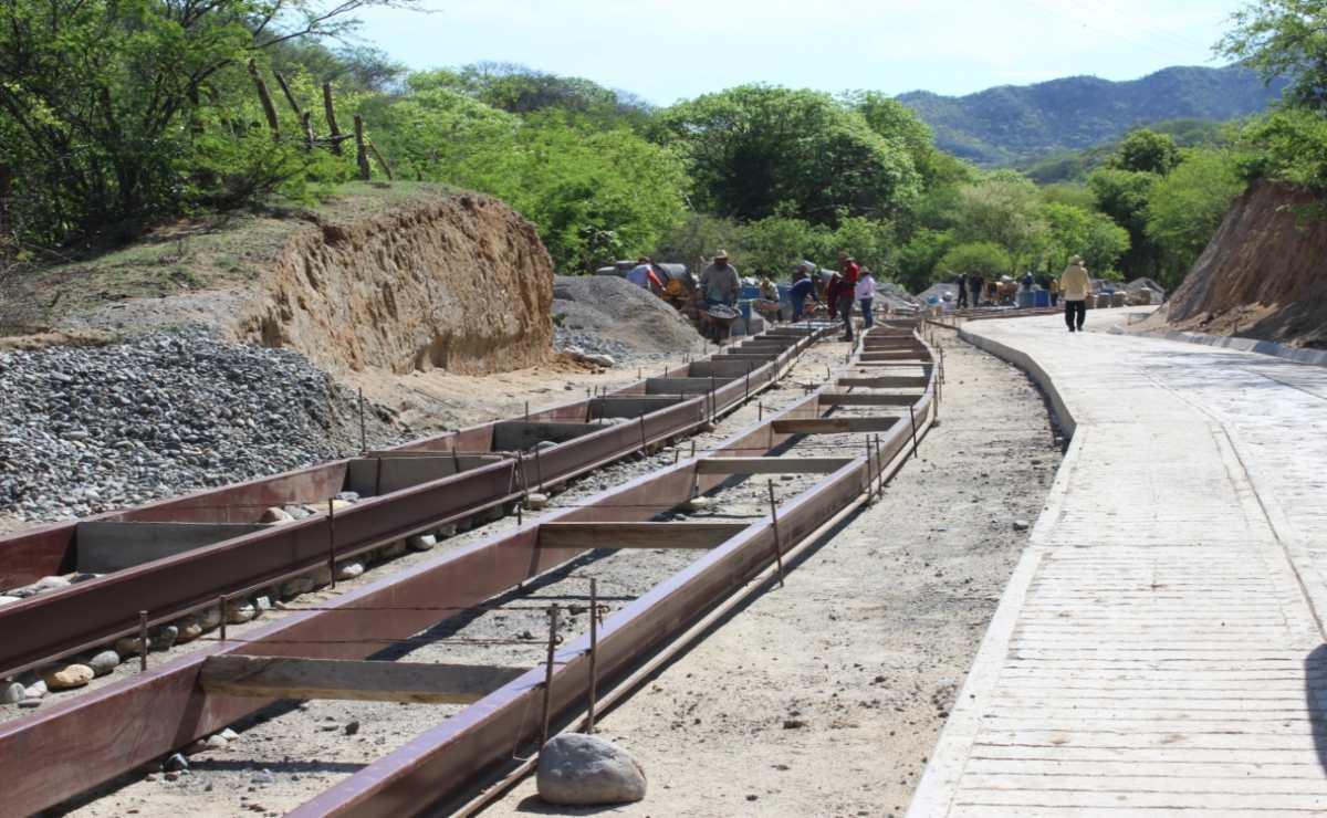 Tras confirmar daños en Yolox, INPI promete vigilar que caminos de AMLO cumplan con lineamientos