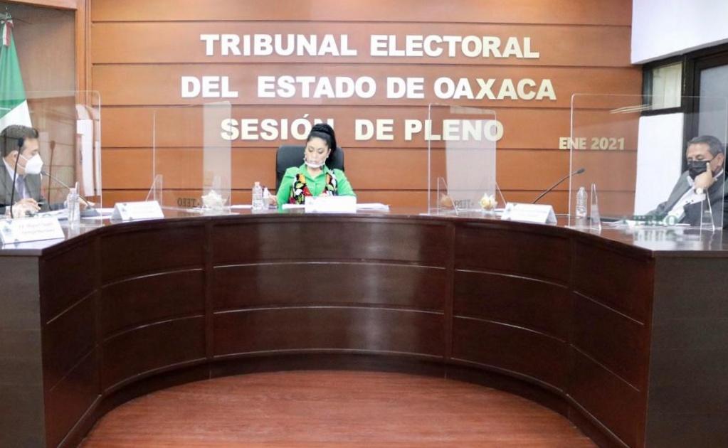Determina Tribunal Electoral de Oaxaca que 3 ediles ejercieron violencia contra regidoras