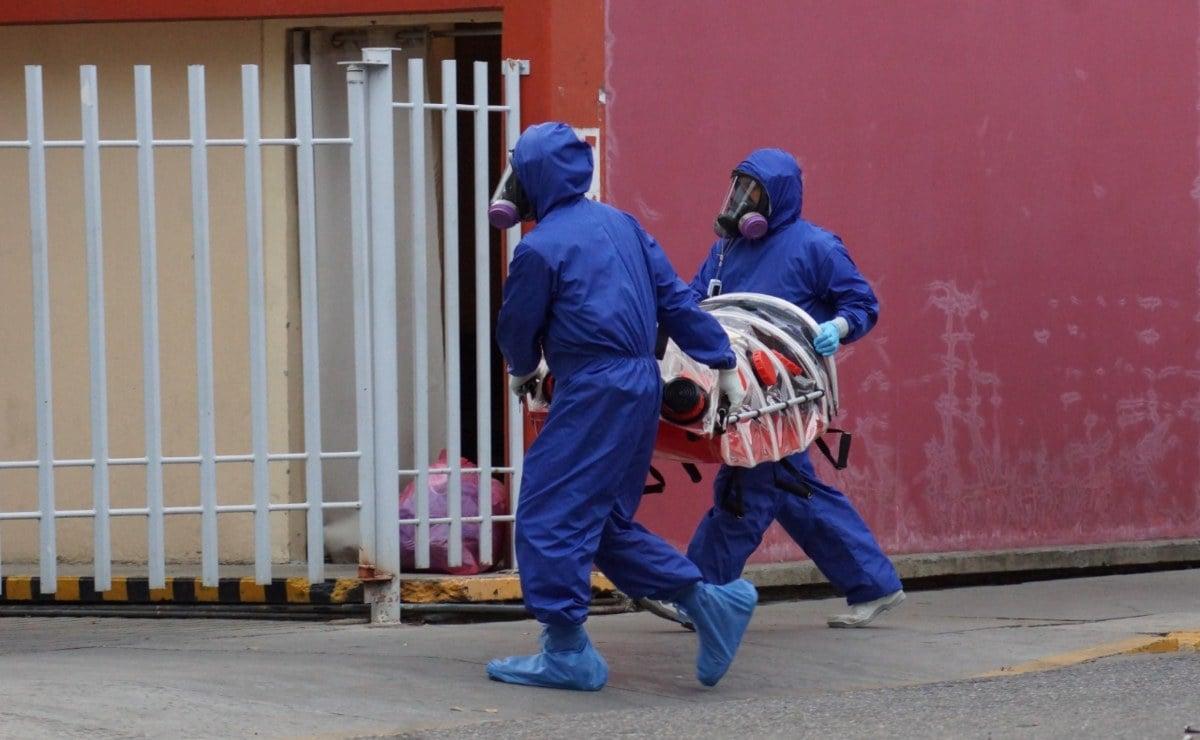 Ocupación hospitalaria en Oaxaca super 60%; hay 16 unidades Covid-19 sin espacio para pacientes