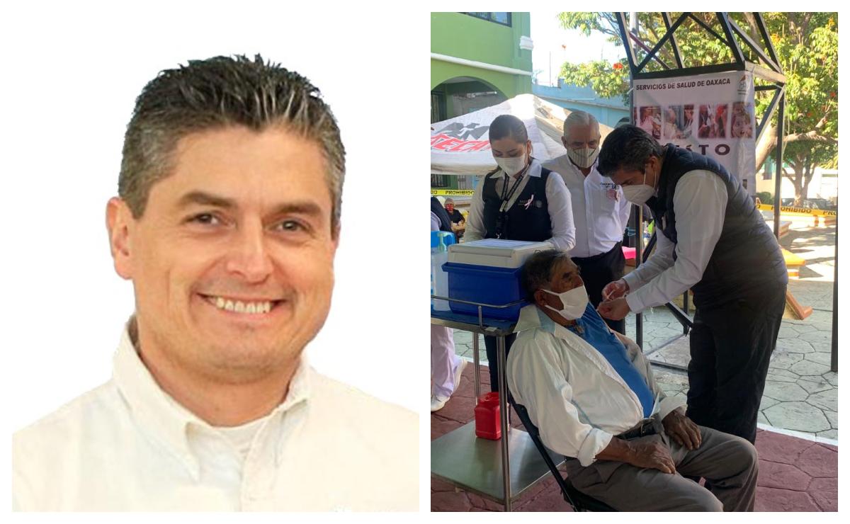 Nombra Murat a Juan Carlos Márquez Heine como nuevo secretario de Salud de Oaxaca
