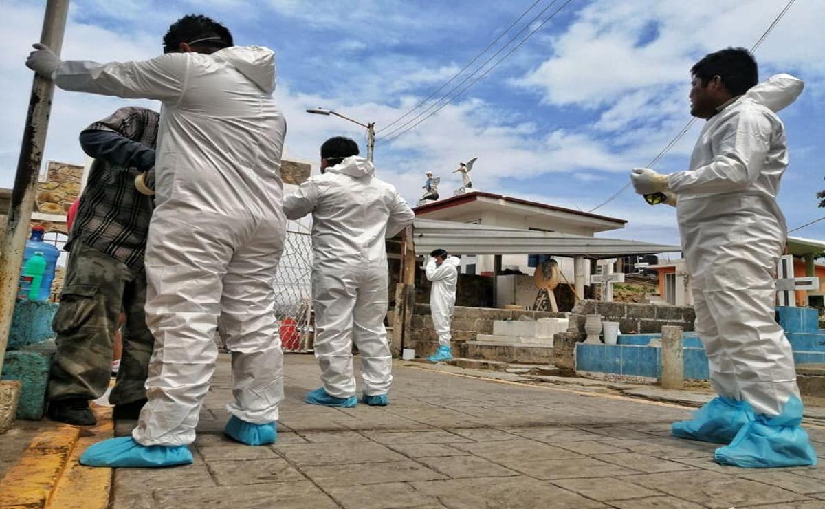 Salina Cruz en alerta máxima tras aumento de muertes por pandemia: han fallecido 37 en 25 días