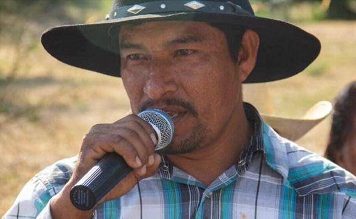 Condena ONU-DH asesinato de Fidel Heras en Oaxaca; elecciones, mayor riesgo para activistas, señala