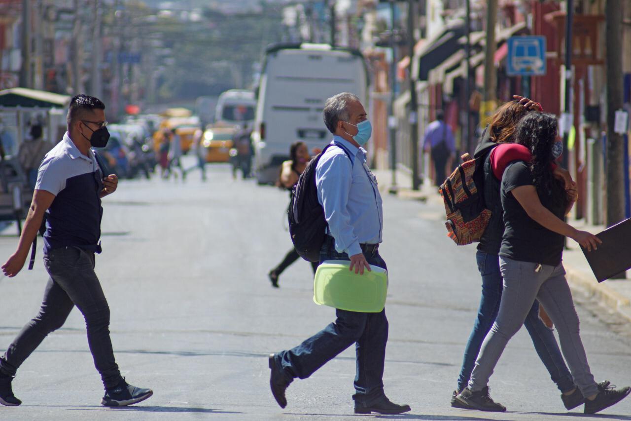 Oaxaca de Juárez, foco de la pandemia en el estado: concentra casi 30% del total contagios