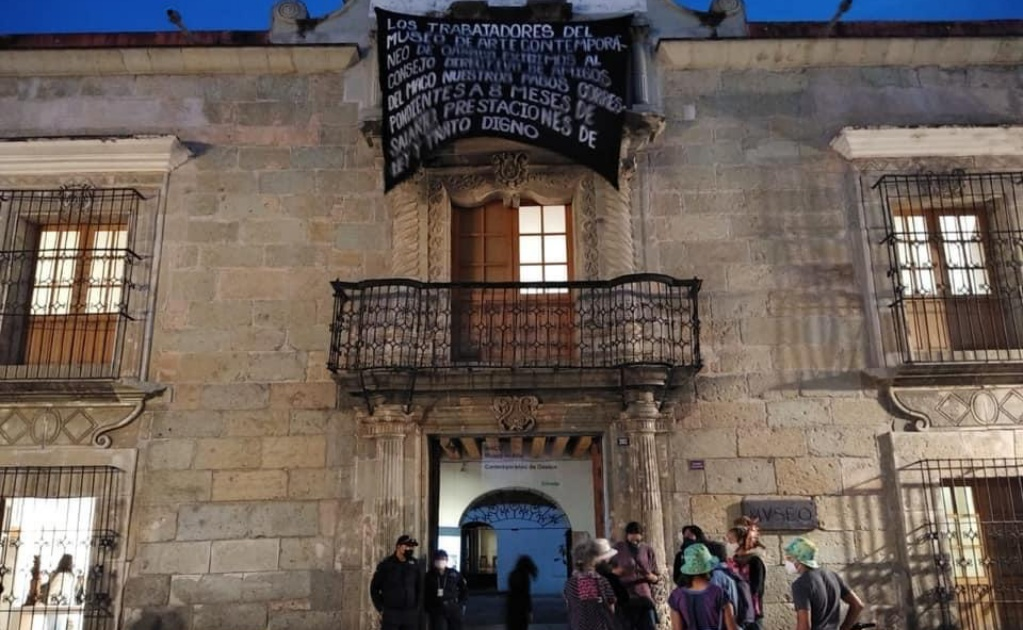 Lanzan petición en línea para salvar del cierre al Museo de Arte Contemporáneo de Oaxaca