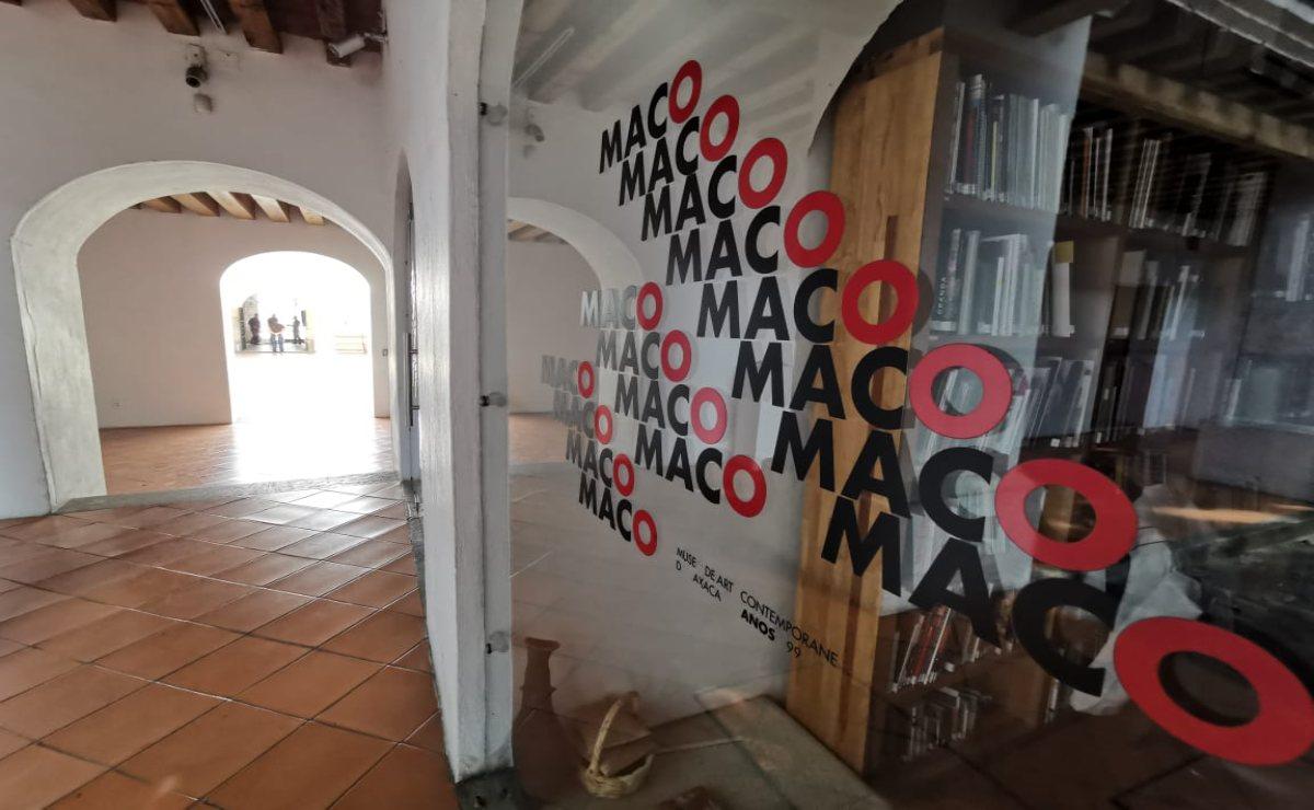 Buscan recursos para pagar a empleados y que no cierre Museo de Arte Contemporáneo de Oaxaca