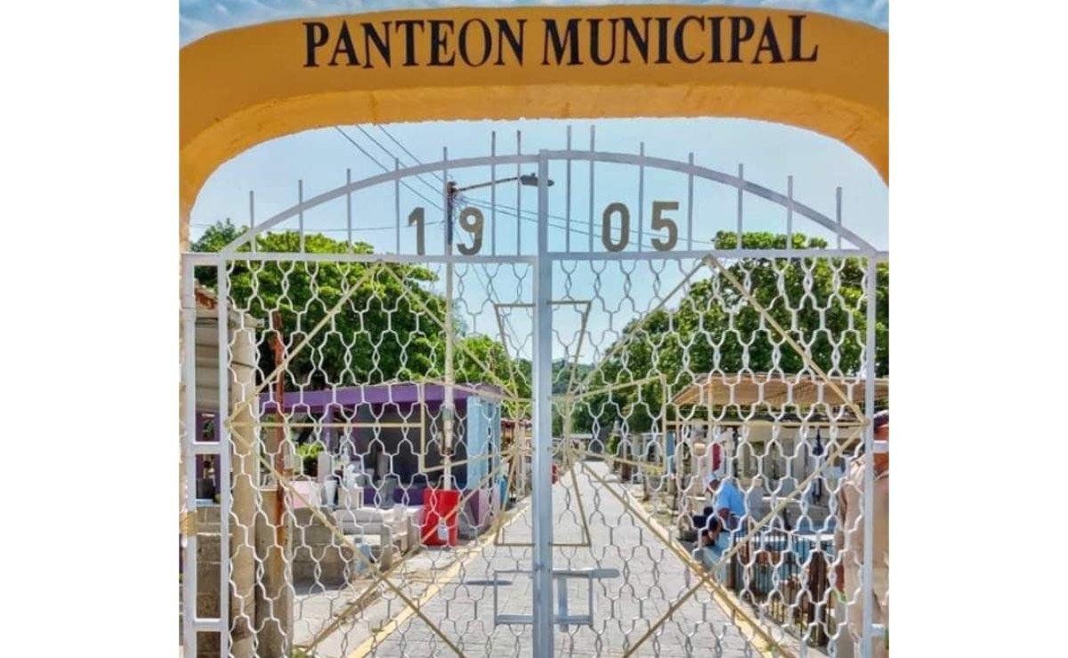 Por Covid-19, en Salina Cruz ya no hay dónde enterrar a los muertos; prohíbe municipio inhumaciones