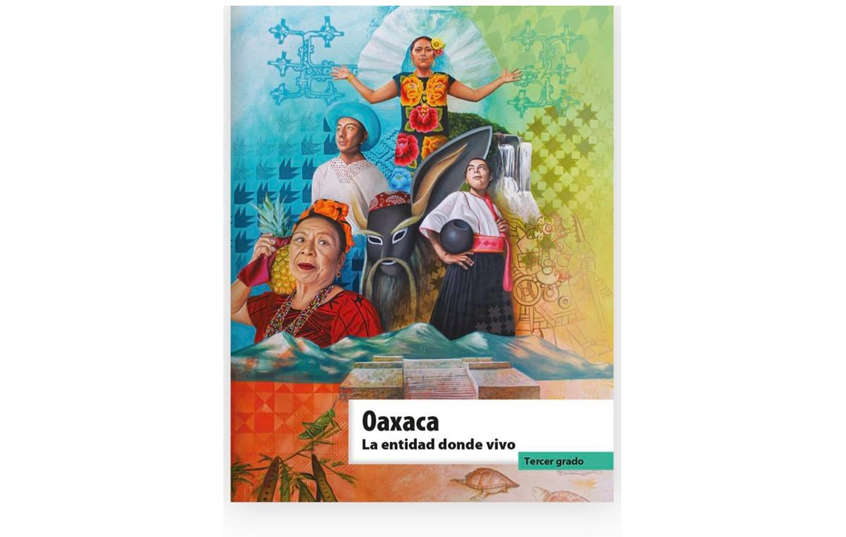 Conoce al artista y los escritores del Istmo de Oaxaca detrás de los libros de texto de la SEP