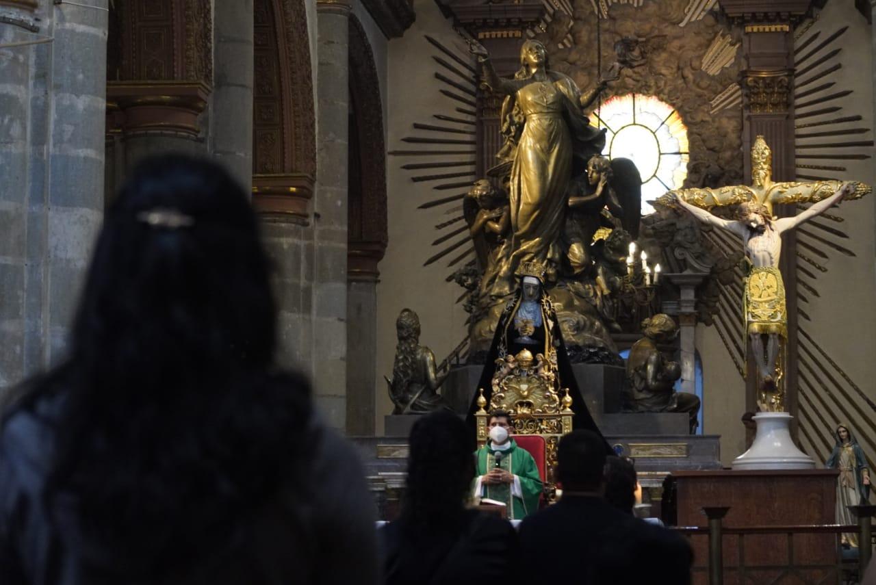 Por Covid-19, Miércoles de Ceniza podrá celebrarse de manera virtual: Arquidiócesis de Oaxaca