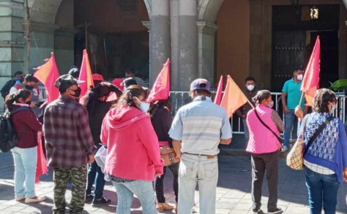 Advierten antorchistas presencia de grupos armados entre Yosoñama y Mixtepec, en la Mixteca