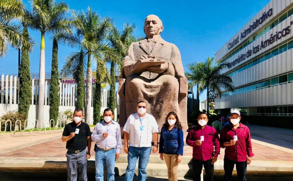 En un mes, Segego ha acreditado 2 mil 29 autoridades electas por Sistemas Normativos Indígenas en Oaxaca