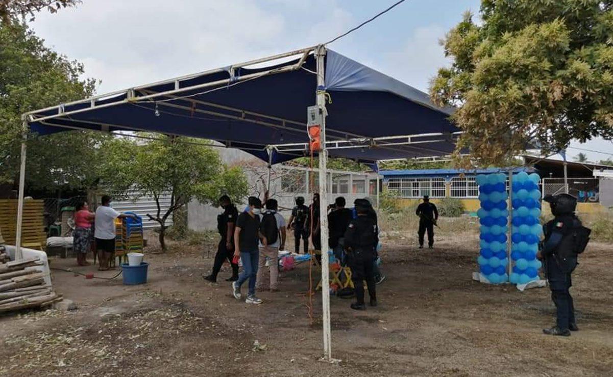 Arrestan a tres e impiden fiesta en Juchitán, en menos de 24 horas de operativo contra Covid-19