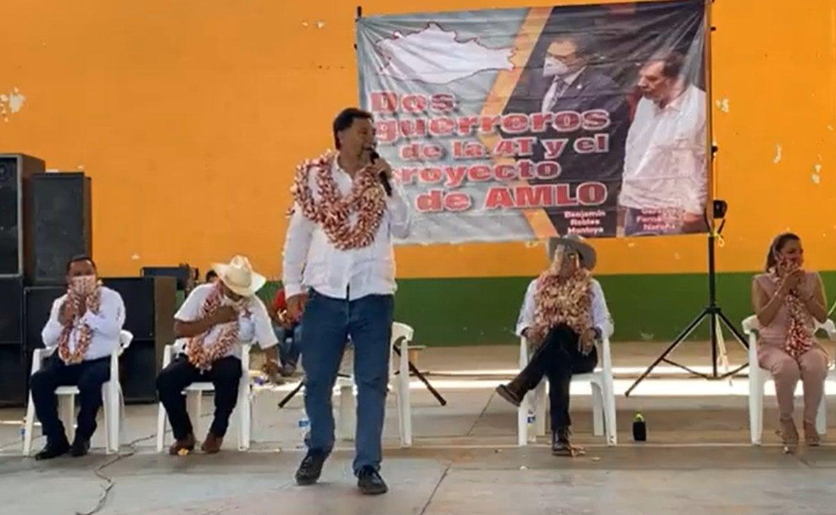 Falso: no asesinaron a alcalde de Tapanatepec, Oaxaca, como dicen Noroña y PT tras  crimen de edil de Chahuites