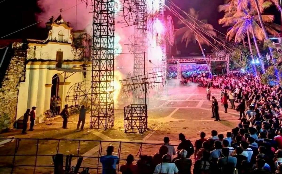 """Fiestas tradicionales en Oaxaca, pese a pandemia: como controlar """"una mesa que se incendia"""""""