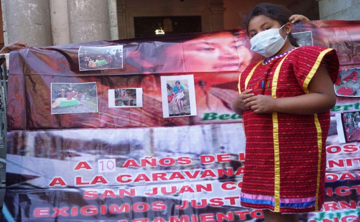 Con ayuda alimentaria y expansión de programas de Bienestar, la 4T busca pacificar la región Triqui