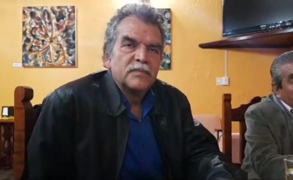 Muere en Oaxaca el artista plástico Pedro Tenorio a los 64 años, por Covid-19