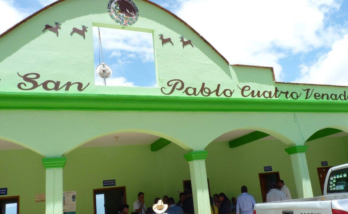 """Habitantes de San Pablo Cuatro Venados se declaran en """"alerta máxima"""" tras sufrir ataque armado"""