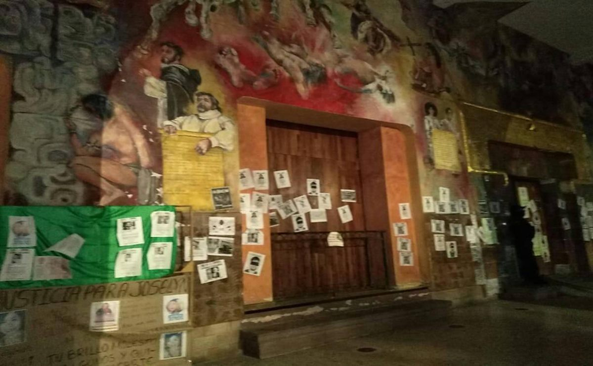 Pide Murat implementación del Protocolo Alba en desapariciones de mujeres en Oaxaca