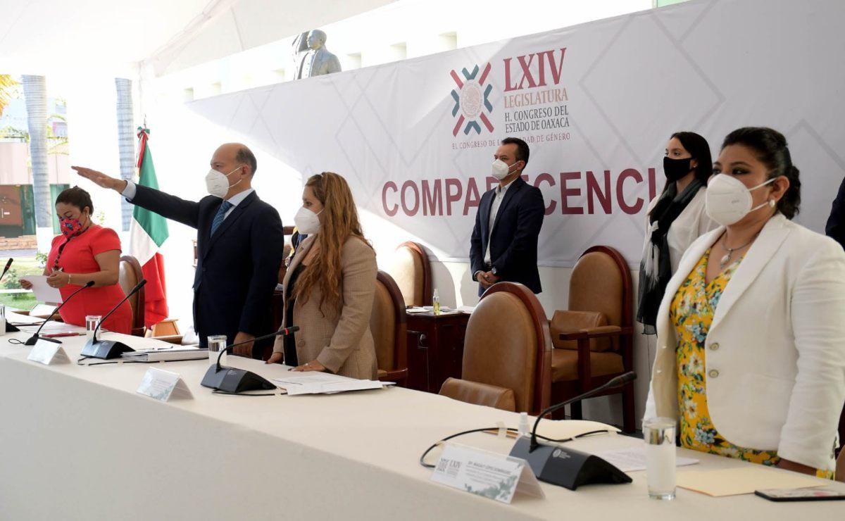 Diputados demandan a CAO transparentar uso de recursos públicos en obras carreteras en Oaxaca