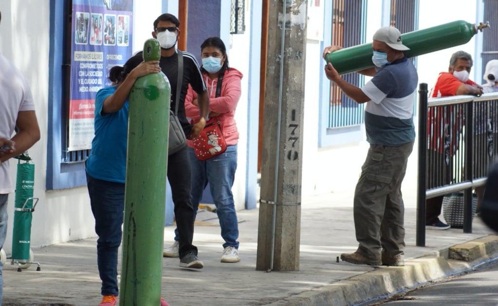 ¿Vives en la ciudad de Oaxaca y tienes un familiar con Covid? El municipio dará vales de oxígeno