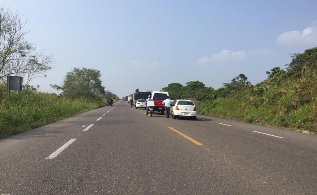 Peticiones de San Juan Mazatlán Mixe no se lograrán con bloqueo: Segego; cierre de Transístmica lleva 5 días