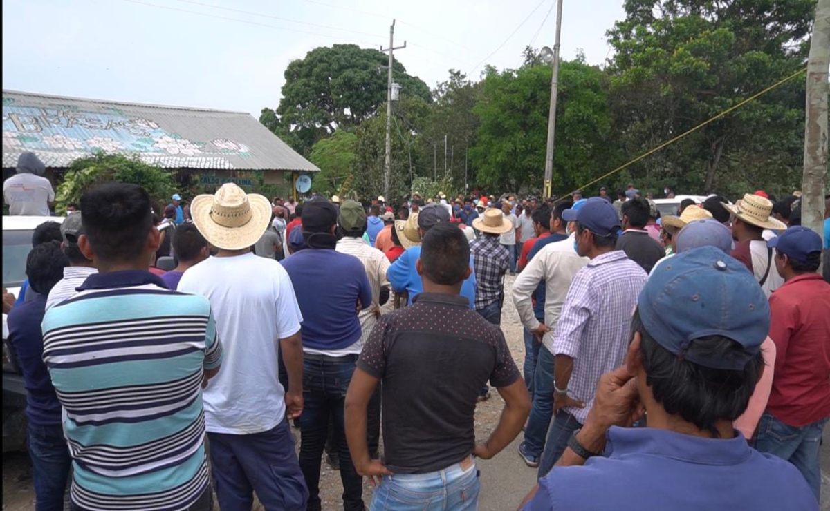 Llama Segego a no afectar integridad de funcionario de Oaxaca retenido en bloqueo carretero