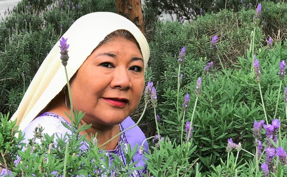 Celerina Sánchez y sus versos Tu'un savi, para elevar la voz de las mujeres indígenas