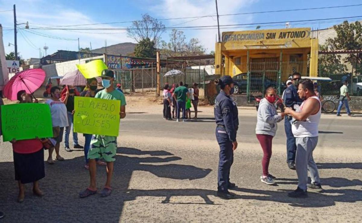 """""""Liberen a Ulises"""": Exigen justicia para joven con discapacidad que hirió a presunto ladrón en Oaxaca"""