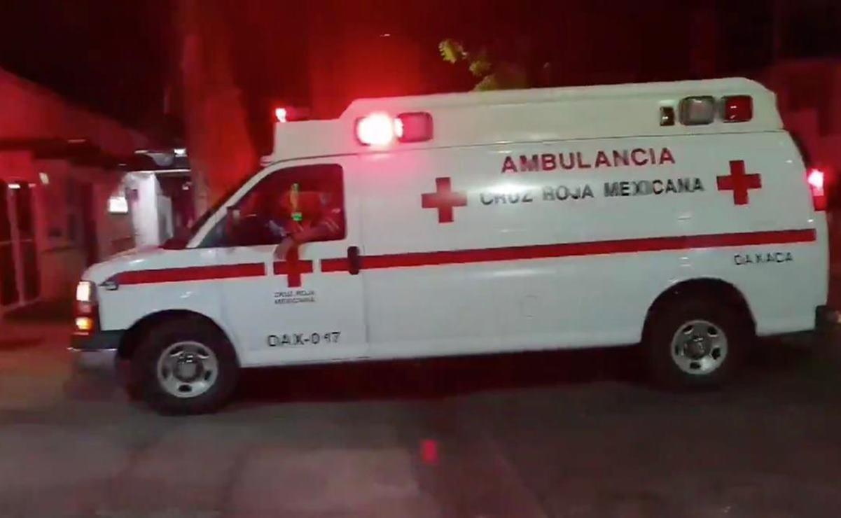 Defensoría de Oaxaca emite medidas cautelares a periodista agredido; en 5 años suman 270 quejas