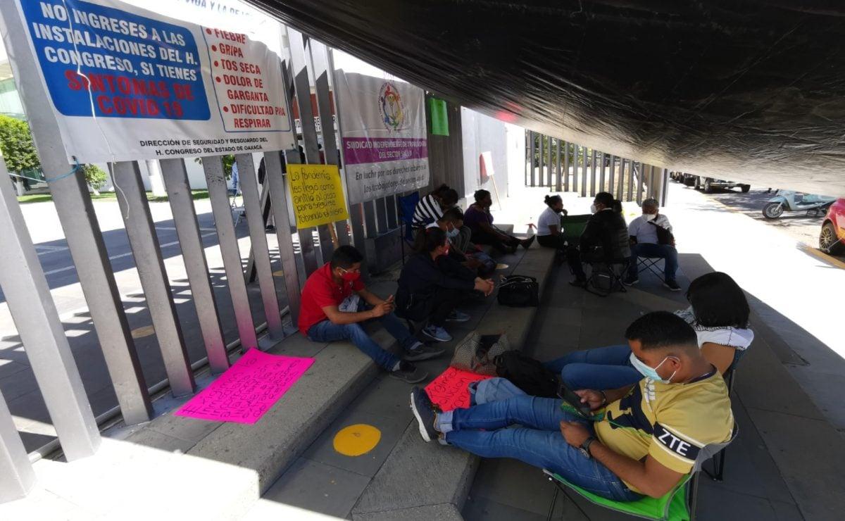 Realizan primera reunión para incorporar al Insabi a trabajadores del Seguro Popular en Oaxaca