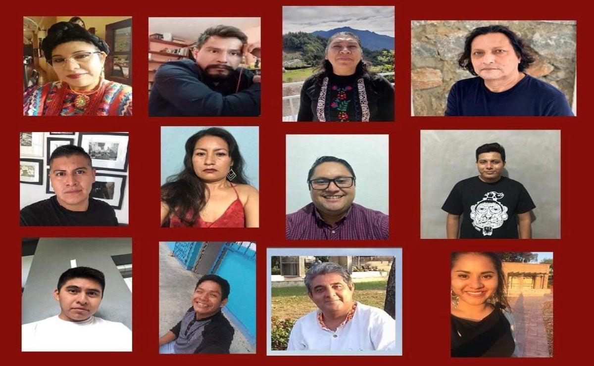 Buscan fondos para publicar libro de poesía de autores en lenguas originarias de Oaxaca
