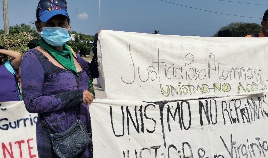 """""""Se confirma, mi despido de la Unistmo fue represalia"""": profesora que acusó violencia institucional"""