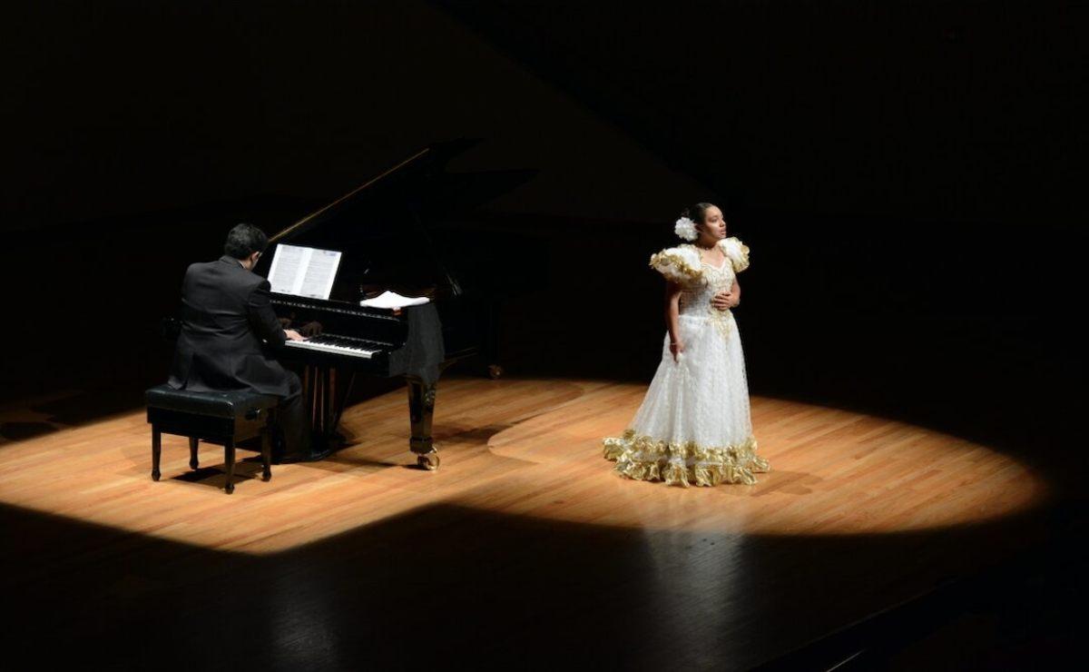 De refugiarse en la ópera a triunfar en Rusia: Esta soprano oaxaqueña brinda ayuda a víctimas de bullying