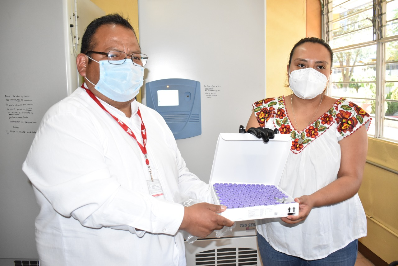 Resguardará UABJO vacunas Covid en ultracongelador; 189 universitarios participarán en brigadas