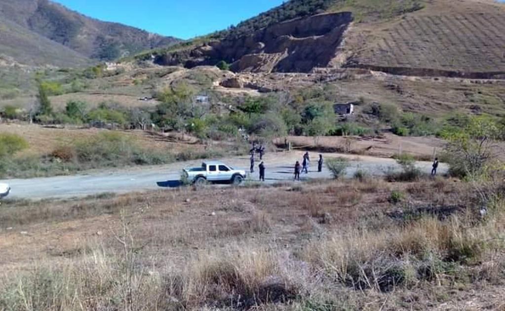 Aprehende Fiscalía de Oaxaca a 2 hombres por asesinato a balazos de 2 mujeres en Ocotlán