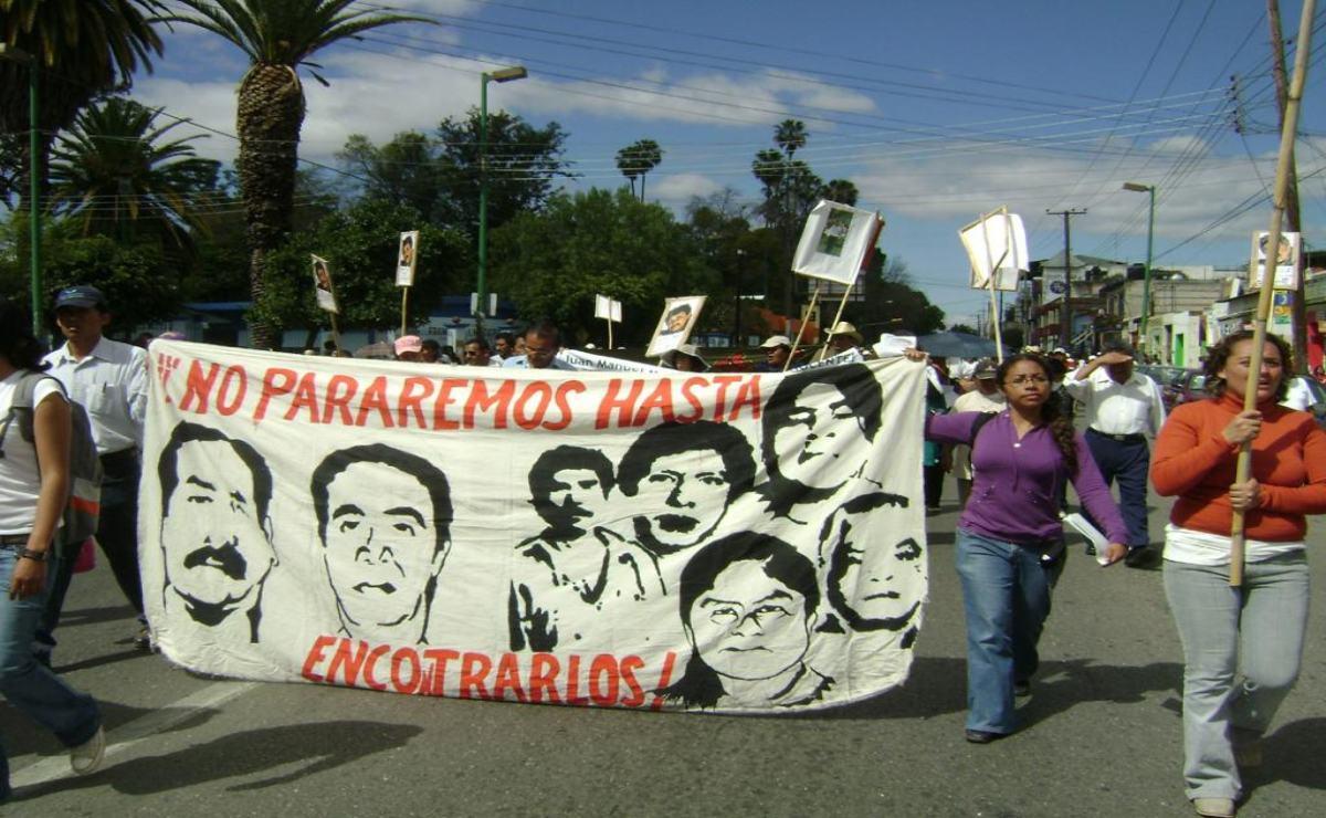 Pide CNDH a Suprema Corte  resolver a favor de víctimas de desaparición forzada en Oaxaca