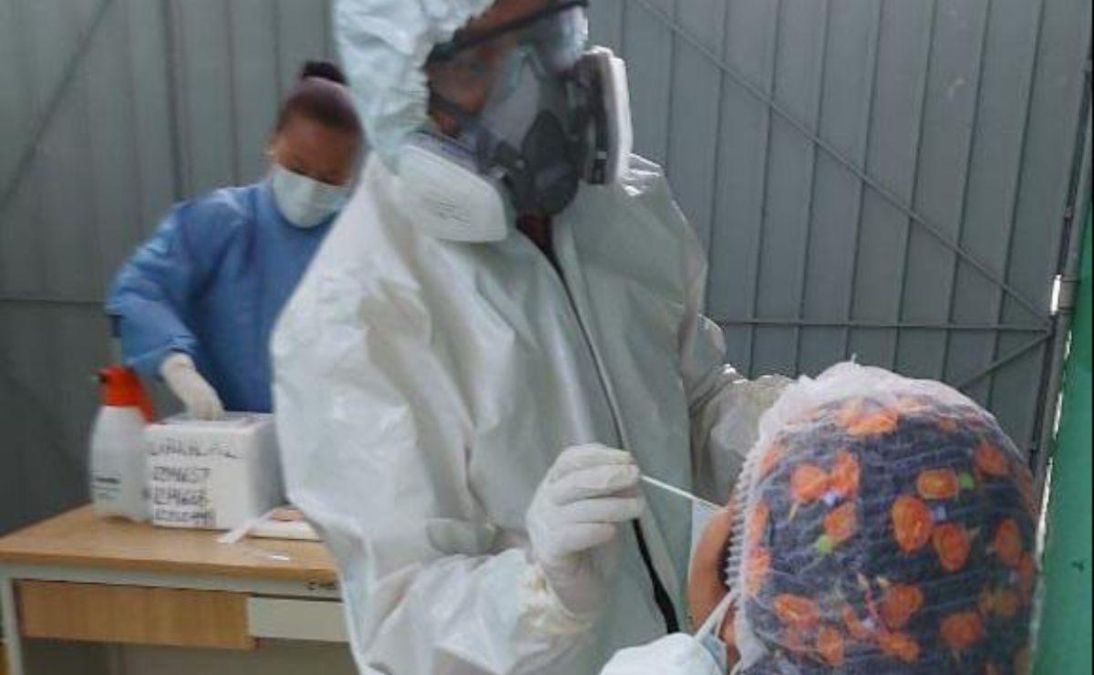 Brote de Covid-19 en asilo de ancianos de la ciudad de Oaxaca deja más de 24 contagios y un muerto
