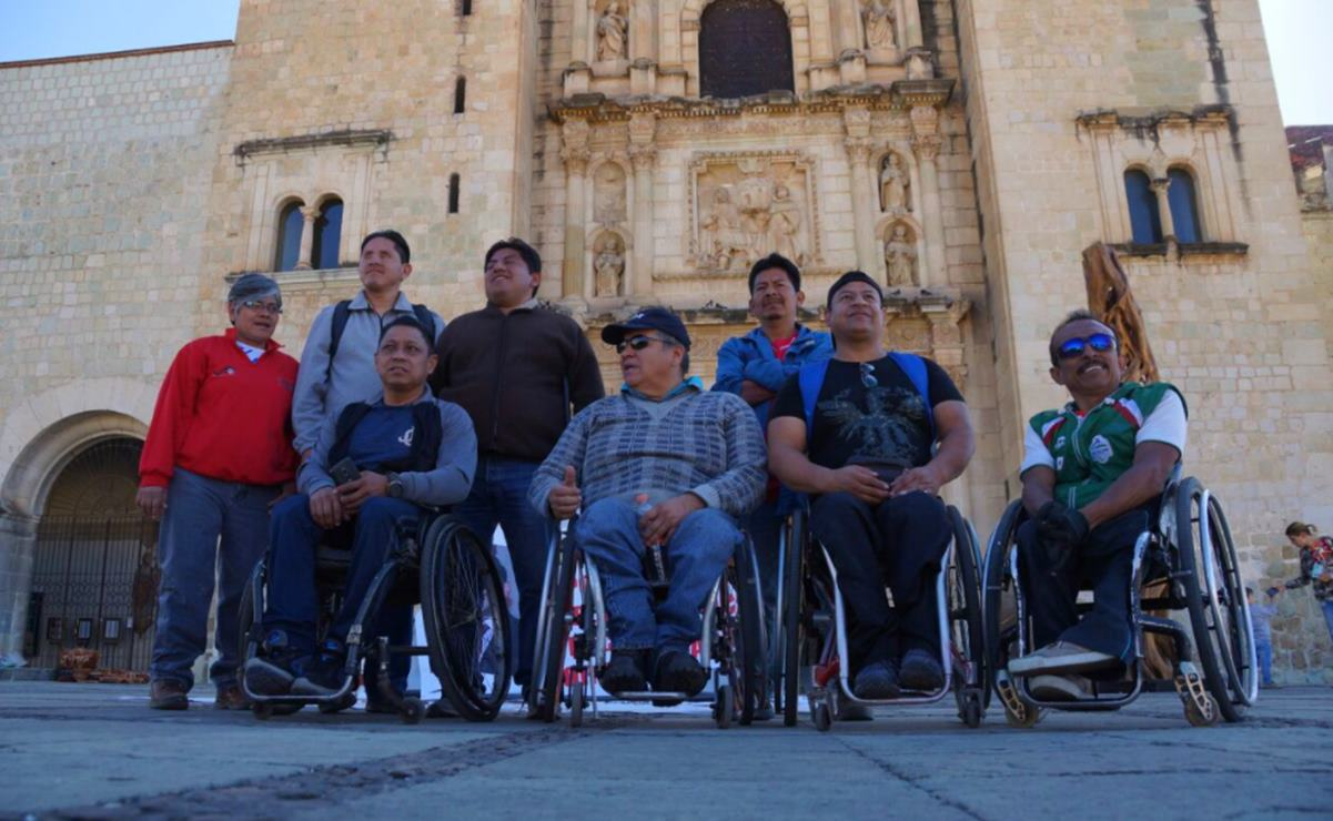 Medallistas paralímpicos de Oaxaca ganan amparo: Juez ordena reconocimiento económico vitalicio
