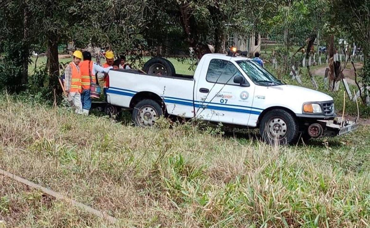 Suman 36 expulsiones de trabajadores del Tren Transístmico de tierras comunales de Oaxaca