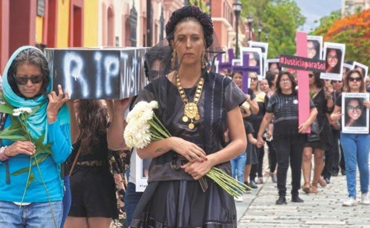 """""""Se va Rubén Vasconcelos de la Fiscalía dejando a Oaxaca en total impunidad"""", señalan víctimas"""