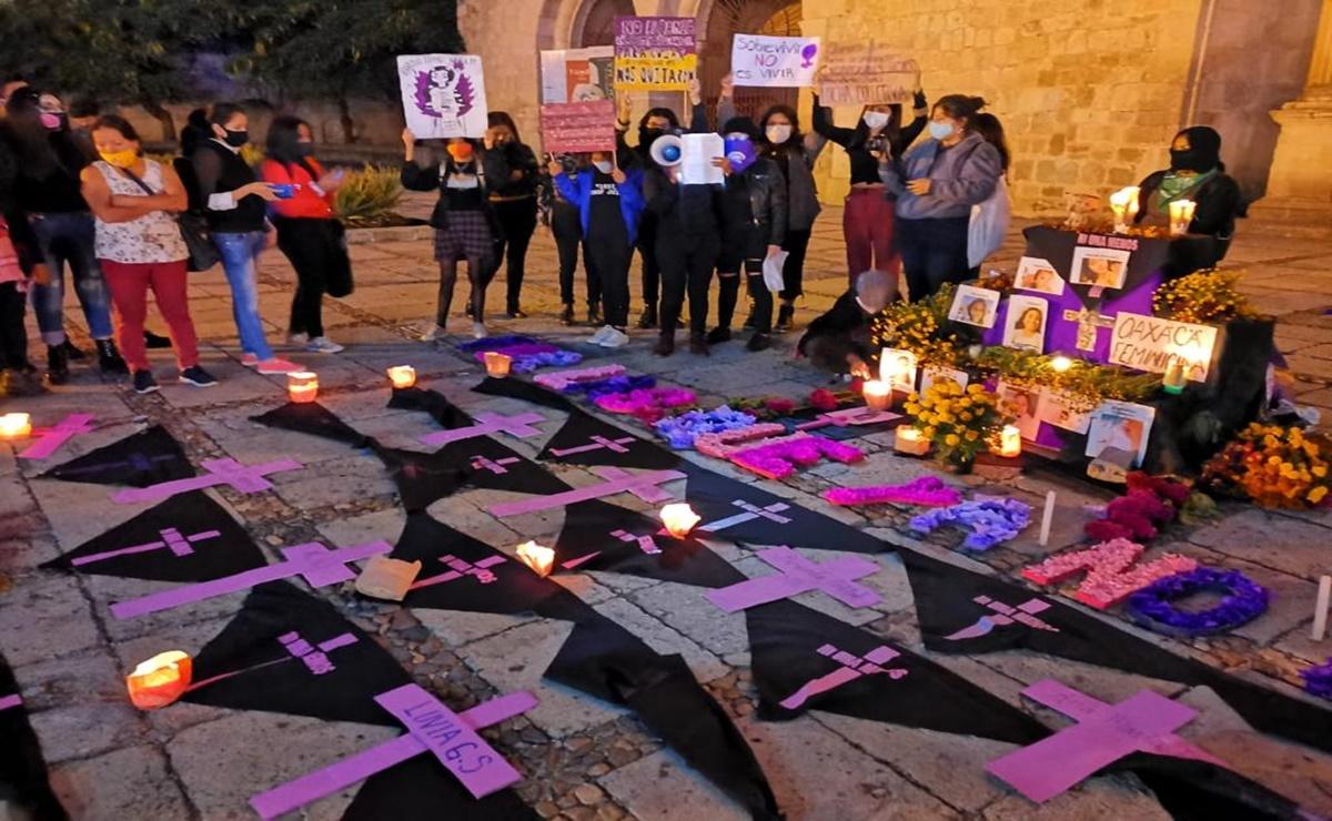Renuncia triunfalista del Fiscal General no corresponde a realidad violenta en Oaxaca: GES Mujer